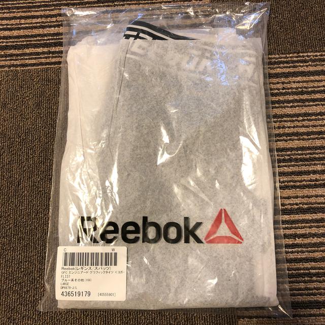 Reebok(リーボック)のリーボック レギンス スポーツ/アウトドアのトレーニング/エクササイズ(ヨガ)の商品写真