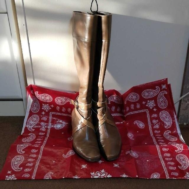 elegance卑弥呼(エレガンスヒミコ)のロングブーツ¥2000⬇¥1500 レディースの靴/シューズ(ブーツ)の商品写真
