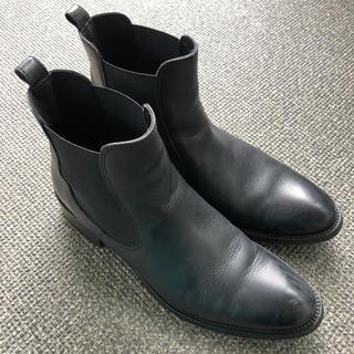 IENA - IENA購入 サイドゴアブーツ 黒 37 23.5