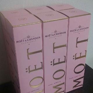 モエエシャンドン(MOËT & CHANDON)の(かりんとう様専用)モエシャンドン(375ml)×12本(シャンパン/スパークリングワイン)