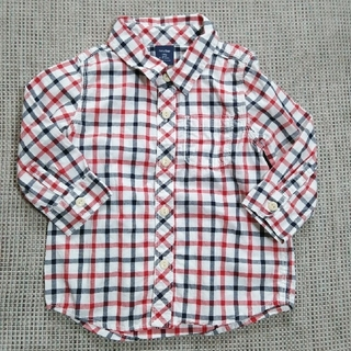 ギャップ(GAP)のGAPシャツ90cm(ブラウス)