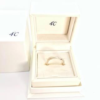 ヨンドシー(4℃)のSV925 4°C ヨンドシー リング 正規品(リング(指輪))