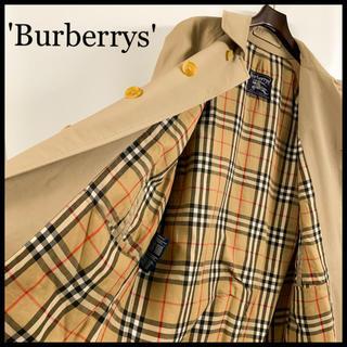 BURBERRY - しょーた様専用 BURBERRY バーバリー ステンカラーコート ベージュ