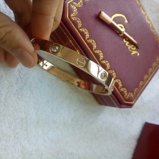 Cartier - 人気美品 カルティエCartier バングル メンズ 20CM ブレスレット