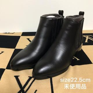 ダニエラ タム Daniella Tam ショートブーツ size 22.5cm(ブーツ)