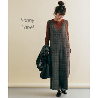 Sonny Label - 287.アーバンリサーチサニーレーベル チェックオールインワン