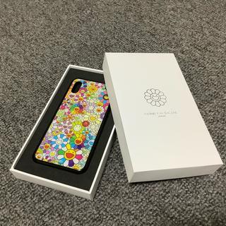 アイフォーン(iPhone)のkaikai kiki iPhone Xs ケース 村上隆 お花 X(iPhoneケース)