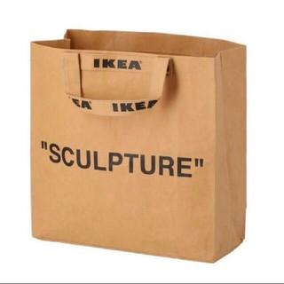 IKEA - IKEA MARKERAD マルケラッドキャリーバッグ Mサイズ ヴァージル