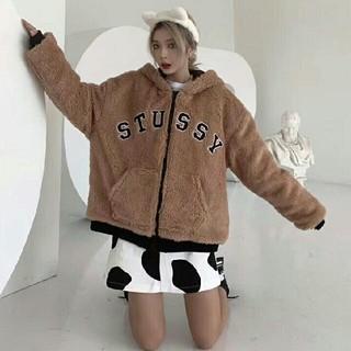 STUSSY - stussy.X.championコットンコート