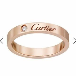 Cartier - Cartier ピンクゴールドリング