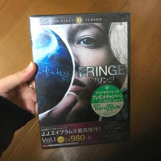 FRINGE/フリンジ〈ファースト・シーズン〉 Vol.1 DVD(TVドラマ)