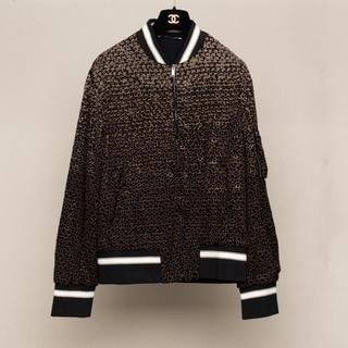 ヴァレンティノ(VALENTINO)のValentino スター刺繍ジャケット(ブルゾン)