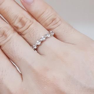 ハーフエタニティ silver925(リング(指輪))