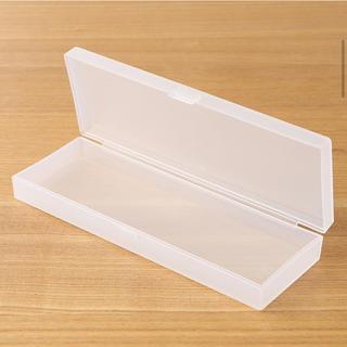 ムジルシリョウヒン(MUJI (無印良品))の無印良品 ペンケース ポリプロピレン 筆箱(ペンケース/筆箱)