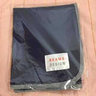 ビームス(BEAMS)の【新品未使用品】ビームス ブランケット(おくるみ/ブランケット)