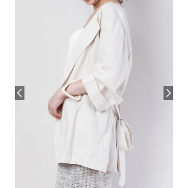 niko and...(ニコアンド)の新品 未使用 レディースのジャケット/アウター(テーラードジャケット)の商品写真