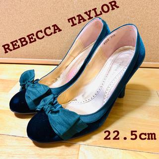 レベッカテイラー(Rebecca Taylor)のレベッカテイラー パンプス 22.5cm(ハイヒール/パンプス)