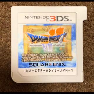 ニンテンドー3DS(ニンテンドー3DS)のドラゴンクエスト7 エデンの戦士たち ドラクエ7(携帯用ゲームソフト)