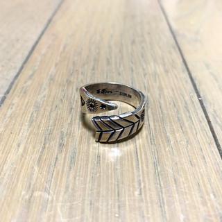 (送料込)ナバホ ボーリーブス アローリングサンシャインリーブスゲイリーリーブス(リング(指輪))