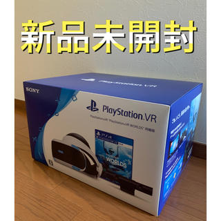 """PlayStation VR - PlayStationVR """"PlayStationVR WORLDS"""" 同梱版"""