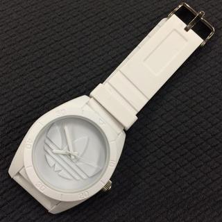 アディダス(adidas)のアディダス 時計(ラバーベルト)