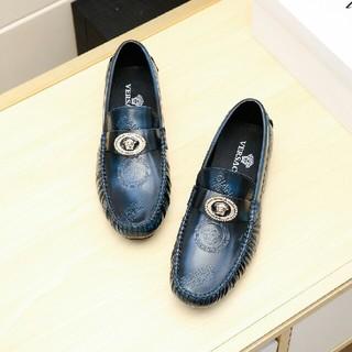 ヴェルサーチ(VERSACE)のVERSACEメンズビジネス靴(ドレス/ビジネス)