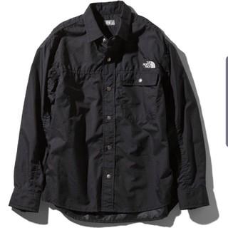 ザノースフェイス(THE NORTH FACE)のヌプシシャツ NR11961 ブラック(シャツ)