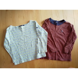 イーストボーイ(EASTBOY)の長袖 Tシャツ 100  イーストボーイ おまけ ラルフローレン(Tシャツ/カットソー)