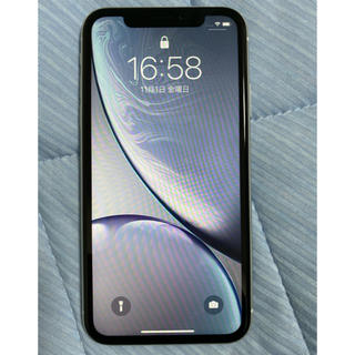 iPhone - iPhone XR 256GB ホワイト docomo