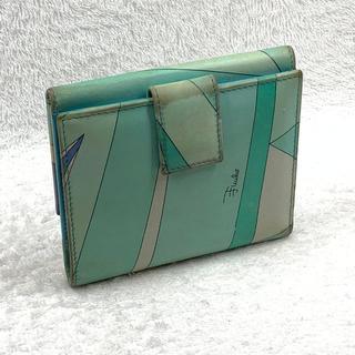 エミリオプッチ(EMILIO PUCCI)のEMILIO PUCCI(エミリオ・プッチ) 折り財布  【400】(財布)
