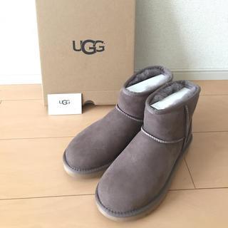 アグ(UGG)のUGG クラシックミニⅡ 人気カラー ストーミーグレー ☆新品☆即日発送♪(ブーツ)