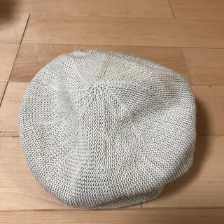 サニーレーベル(Sonny Label)のSunny Label シンプルナチュラルベレー帽(ハンチング/ベレー帽)