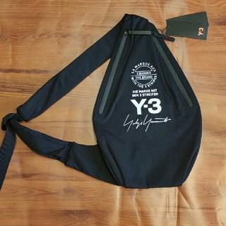 Yohji Yamamoto - セール中 Y-3 ワイスリー ウエストポーチ ブラック 大人気