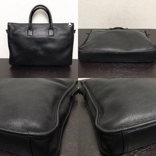 LOEWE(ロエベ)の専用 ロエベ トレド ビジネスバッグ 黒 2way メンズのバッグ(ビジネスバッグ)の商品写真