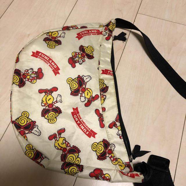HYSTERIC MINI(ヒステリックミニ)のヒステリックミニ ショルダー 付録 ポシェット レディースのバッグ(ショルダーバッグ)の商品写真