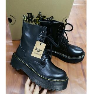 Dr.Martens - UK5 ドクターマーチン ブーツ 革靴 8ホール  厚底 正規品