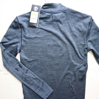 アンダーアーマー(UNDER ARMOUR)の新品アンダーアーマーLsizeコールドギア長袖Tシャツ/コンプレッション/メンズ(Tシャツ/カットソー(七分/長袖))
