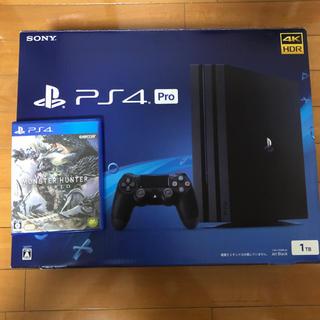 PlayStation4 - プレステ 4 pro 美品
