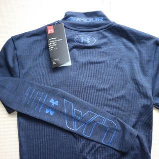 アンダーアーマー(UNDER ARMOUR)の新品アンダーアーマーLsizeコールドギア/コンプレッション/トレーニング(Tシャツ/カットソー(七分/長袖))