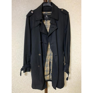BURBERRY BLACK LABEL - バーバリーブラックレーベル(Burberry black label) コート