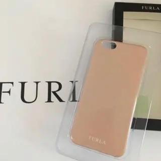フルラ(Furla)のiPhone6 ケース FURLA ピンクベージュ フルラ スマホカバー(iPhoneケース)