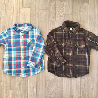 ギャップ(GAP)のシャツ95★GAP(ブラウス)