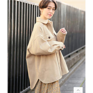 LOWRYS FARM - 送料込み【ローリーズファーム】完売シャギーcpoジャケット