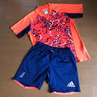 adidas - ☆美品☆アディダス adidas サッカーウェア ユニセックス M 上下セット♪