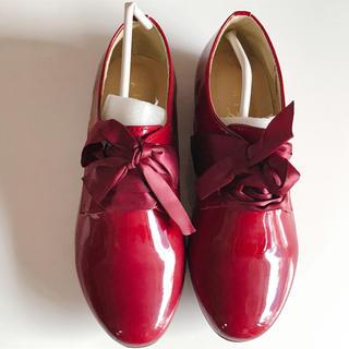 フィント(F i.n.t)のFint エナメルシューズ(ローファー/革靴)