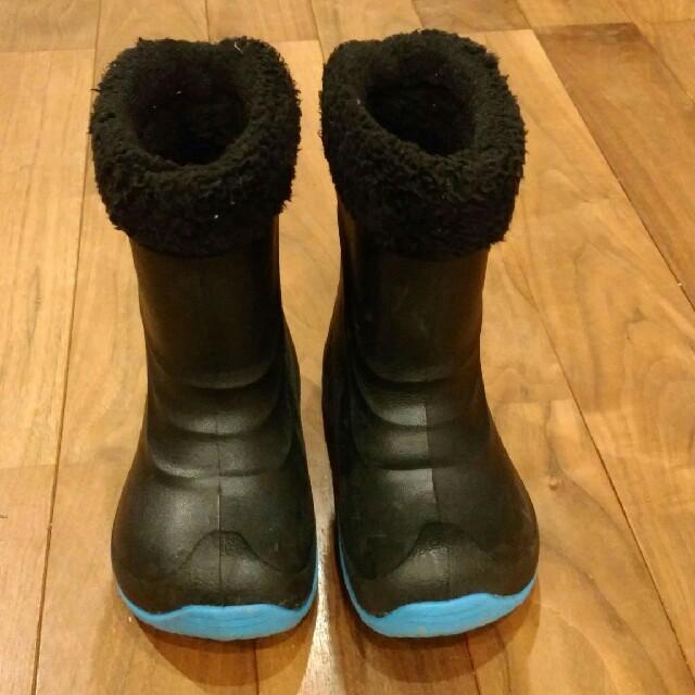 プーキーズ 長靴17~18㎝ キッズ/ベビー/マタニティのキッズ靴/シューズ (15cm~)(長靴/レインシューズ)の商品写真