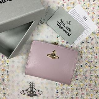 Vivienne Westwood - 💫クリスマスセールVivienneWestwoodSAFFIANOがまぐち財布