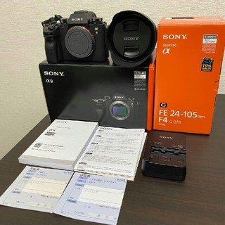 SONY - SONY α9 ILCE-9 + FE 24-105mm F4 G OSS