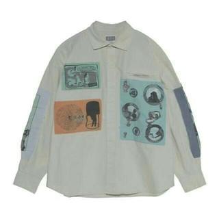 BEAMS - かっこいい C.E CAVEMPT  シャツ
