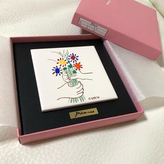 パロマピカソ(Paloma Picasso)のピカソ 「花束」額飾り(アート/エンタメ)